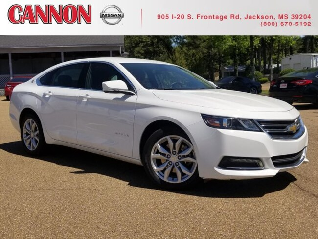 Used 2019 Chevrolet Impala For Sale at Cannon Chrysler Dodge