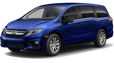 New 2019 Honda  Odyssey Lease and Finance Offers
