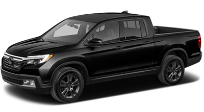New 2019 Honda  Ridgeline Lease and Finance Offers