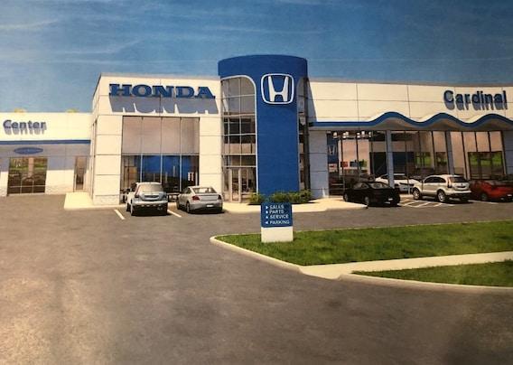 Honda Dealers In Ct >> New Used Honda Dealer Near Norwich Ct Cardinal Honda