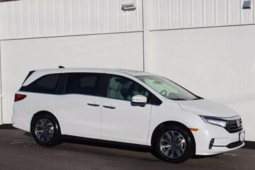 2021 Honda Odyssey Van