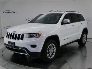 2016 Jeep Grand Cherokee Limited 4WD Navigation SUV