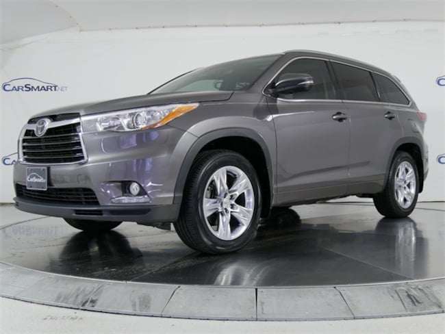 2015 Toyota Highlander For Sale >> Used 2015 Toyota Highlander For Sale At Carsmart Net Vin