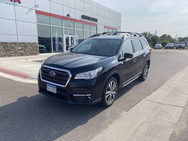Used 2019 Subaru Ascent Limited with VIN 4S4WMAJD2K3451126 for sale in Bemidji, Minnesota