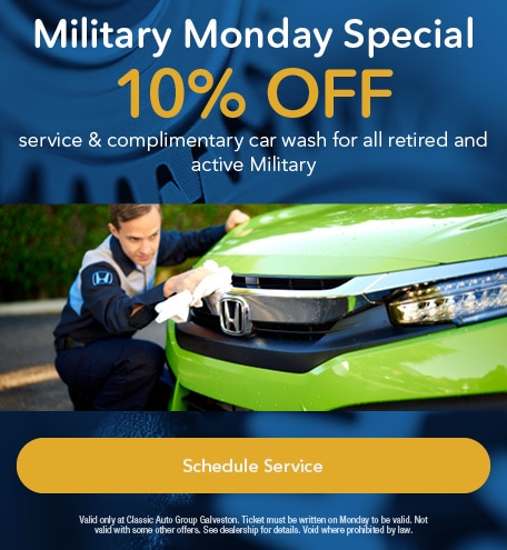 Military Monday Special