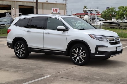 2021 Honda Pilot Touring SUV
