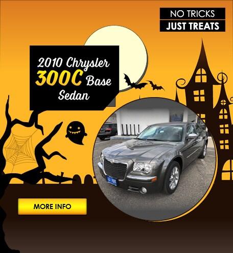 2010 Chrysler 300C - October