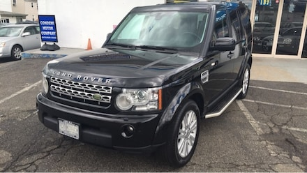 2010 Land Rover LR4 Base SUV