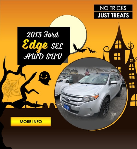 2013 Ford Edge - October
