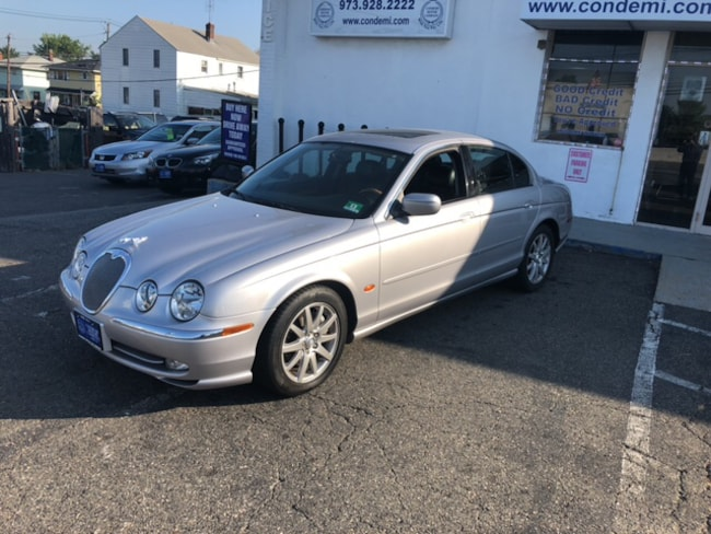 2000 Jaguar S-TYPE 3.0L V6 Sedan