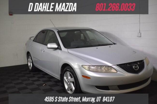 2004 Mazda Mazda6 i Sedan