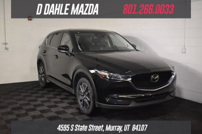 2017 Mazda CX-5 Grand Touring SUV