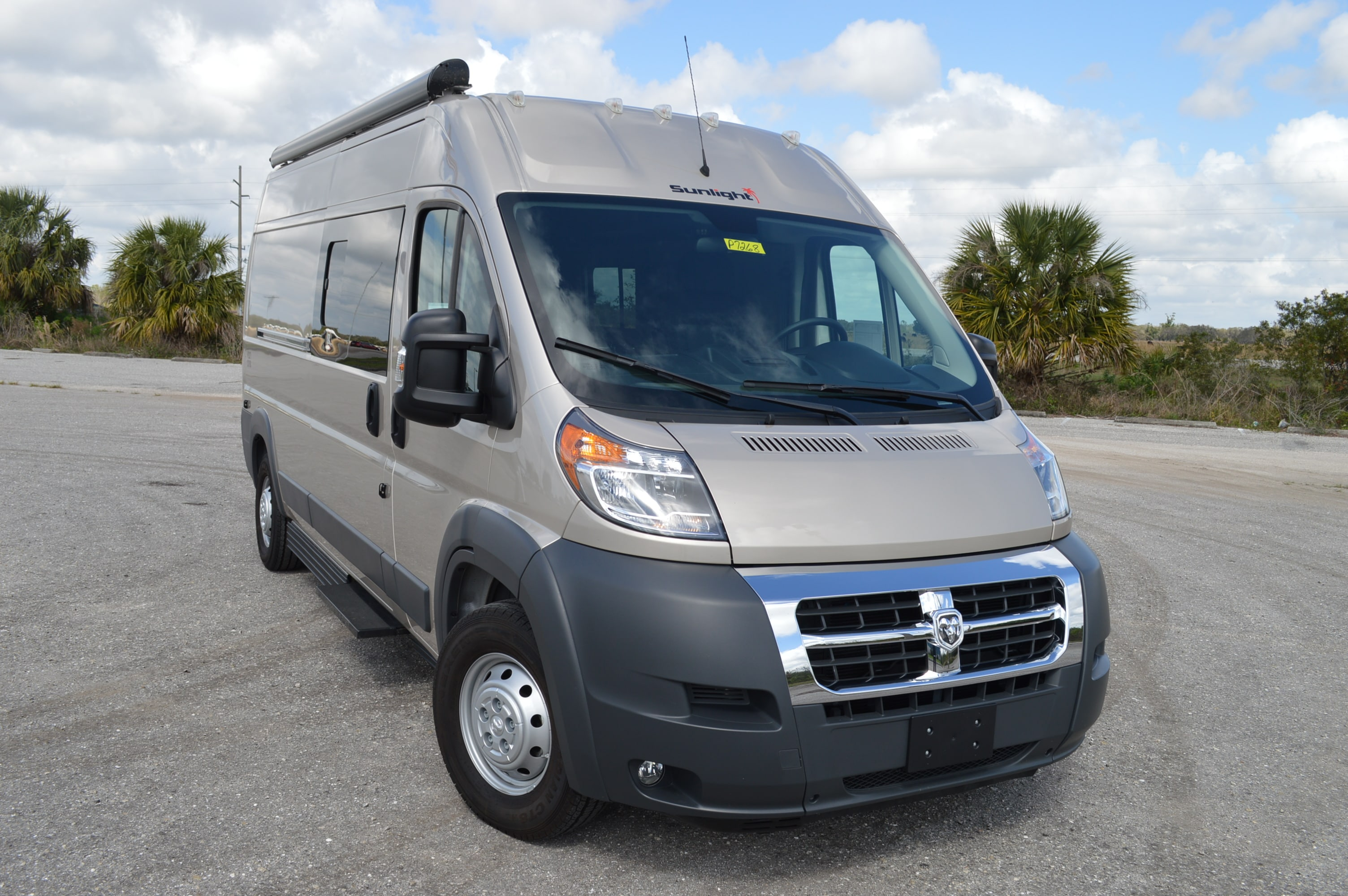 2017 Ram Promaster 2500 Van One Conversion Van Cargo