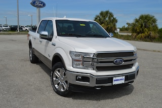 2018 Ford F150 King Ranch Truck SuperCrew Cab