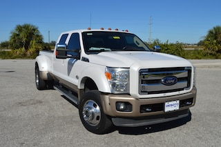 2012 Ford F450 Super Duty King Ranch Truck Crew Cab