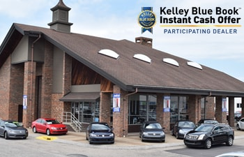 Kelley Blue Book Cash Offer to Sell Your Car