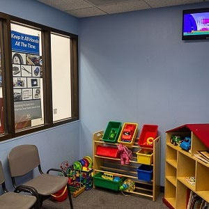honda service center evansville kids playroom