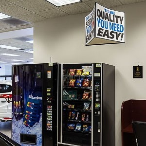 honda service center evansville vending machines