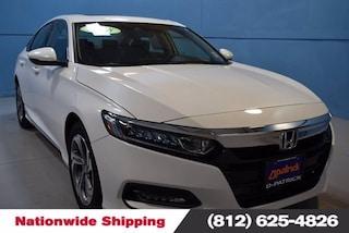 2018 Honda Accord EX-L 4D Sedan