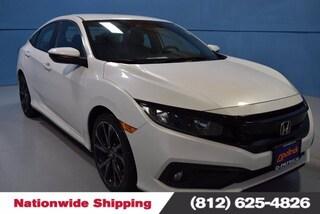 2019 Honda Civic Sport 4D Sedan