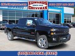 2018 Chevrolet Silverado 2500HD LT Truck Crew Cab