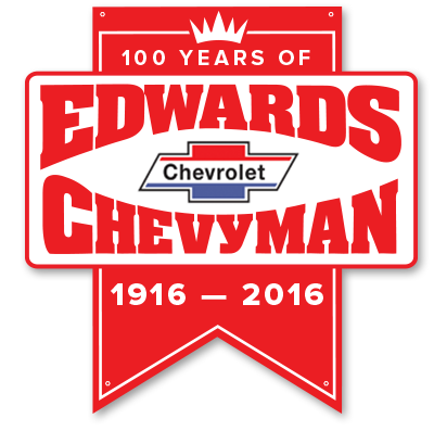 100 Years of Edwards Chevyman