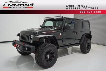 2014 Jeep Wrangler Unlimited Rubicon X SUV