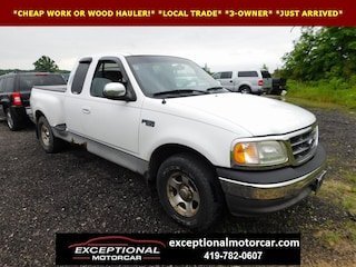 Bargain vehicles for sale 2002 Ford F-150 Truck Super Cab in Defiance, OH