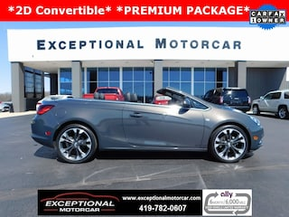 Used Vehicles for sale 2016 Buick Cascada Premium Convertible in Defiance, OH