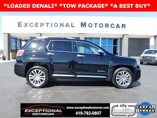 Used Vehicles for sale 2017 GMC Terrain Denali SUV in Defiance, OH