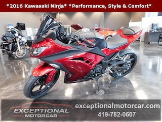 Bargain Vehicles for sale 2016 Kawasaki Ninja 300 in Defiance, OH