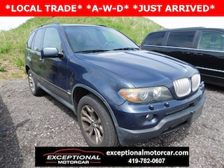 Used Vehicles for sale 2006 BMW X5 4.4i SUV in Defiance, OH