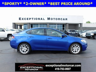 Used Vehicles for sale 2013 Dodge Dart SXT Sedan in Defiance, OH