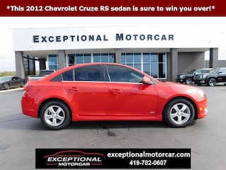 Used Vehicles for sale 2012 Chevrolet Cruze 1LT Sedan in Defiance, OH