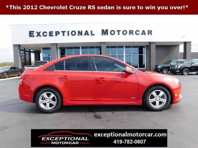 2012 Chevrolet Cruze 1LT Sedan