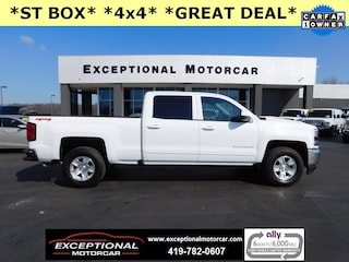 Used Vehicles for sale 2018 Chevrolet Silverado 1500 LT Truck Crew Cab in Defiance, OH