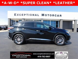 Used Vehicles for sale 2015 Nissan Murano SL SUV in Defiance, OH