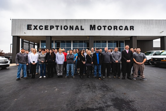 Car Dealerships In Defiance Ohio >> 600 Vehicles In Stock Exceptional Motorcar Defiance Oh