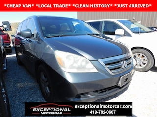 Used Vehicles for sale 2005 Honda Odyssey EX Van in Defiance, OH