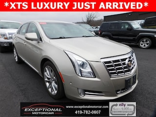 Used Vehicles for sale 2014 CADILLAC XTS Luxury Sedan in Defiance, OH