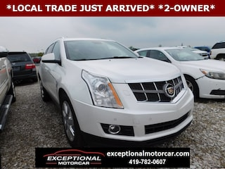 Used Vehicles for sale 2012 CADILLAC SRX Premium SUV in Defiance, OH