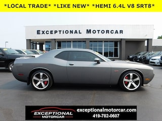 Used Vehicles for sale 2012 Dodge Challenger SRT8 392 Coupe in Defiance, OH