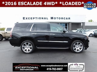 Used Vehicles for sale 2016 CADILLAC Escalade Luxury Collection SUV in Defiance, OH