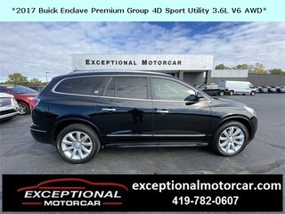 Used Vehicles for sale 2017 Buick Enclave Premium SUV in Defiance, OH