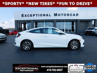 Used Vehicles for sale 2016 Honda Civic LX Coupe in Defiance, OH