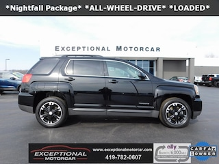 Used Vehicles for sale 2017 GMC Terrain SLT SUV in Defiance, OH