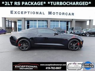 Used Vehicles for sale 2018 Chevrolet Camaro 2LT Coupe in Defiance, OH
