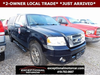 Bargain Vehicles for sale 2008 Ford F-150 Truck Super Cab in Defiance, OH