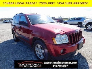Bargain vehicles for sale 2006 Jeep Grand Cherokee Laredo SUV in Defiance, OH