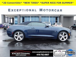 Used Vehicles for sale 2016 Chevrolet Camaro 1SS Convertible in Defiance, OH